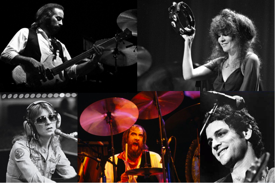 Storms, Tangos and an Unbreakable Chain: The Surreal World of Fleetwood Mac