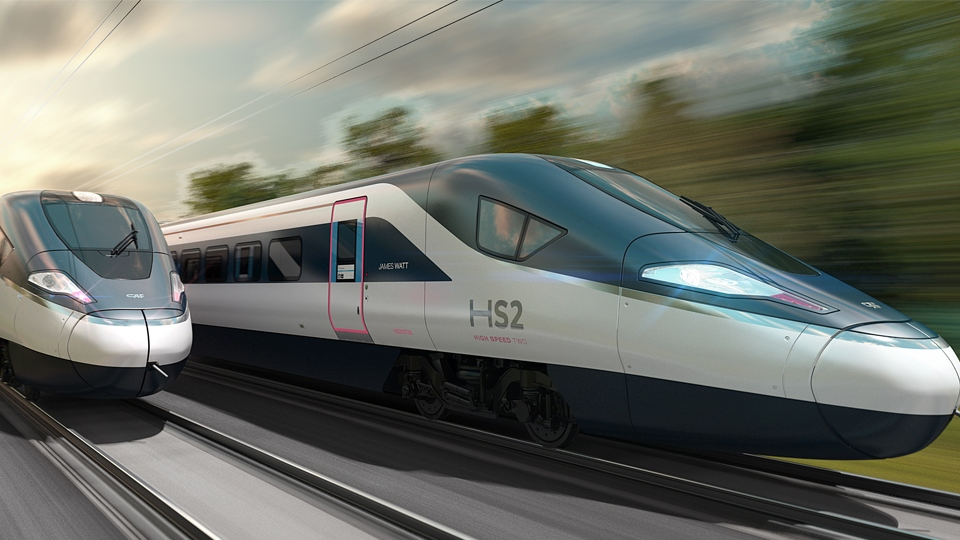 An analysis of HS2