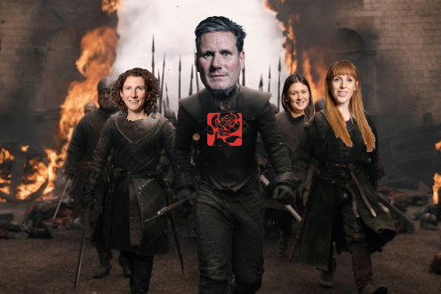 The Hunt for a Red Election: Keir Starmer's Gargantuan Quest to Save the Labour Party from Itself