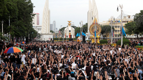 An Analysis of the 2020 Thailand Protests