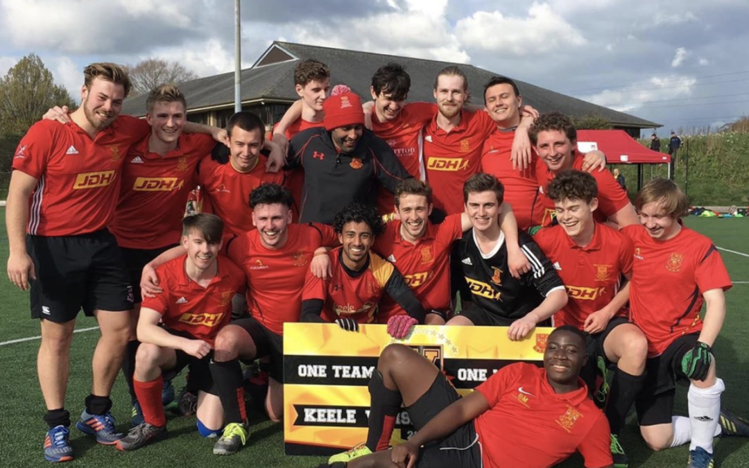 Why you should join a sports society at Keele