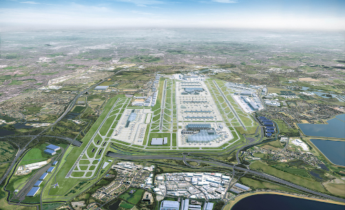 Heathrow's third runway: A necessity or a waste of resources?