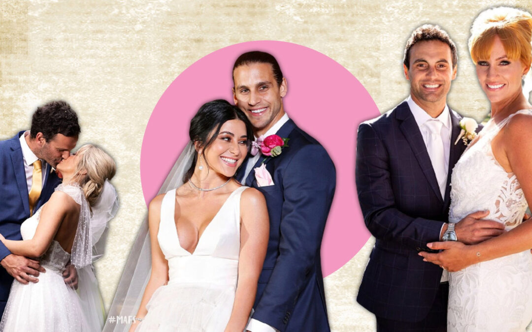 Married at First Sight Australia – Where are they now?