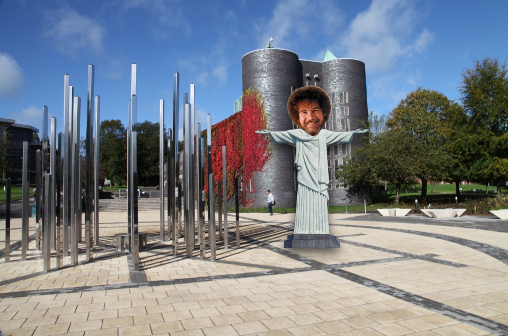OPINION: Enough is enough! It's time for Keele to install a Bob Ross statue in the middle of campus